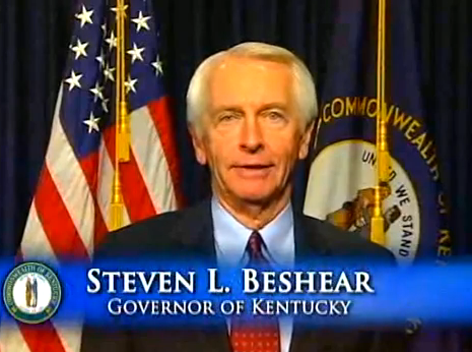 Gov. Beshear endorses the President Project, asks president to come to Manual