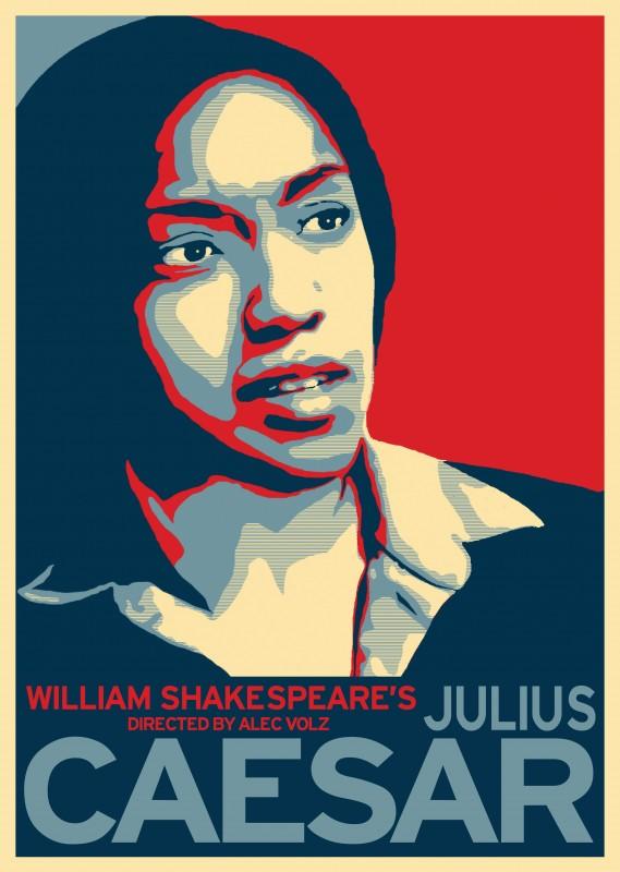 Julius Caesar  to premier at Walden Theatre Jan. 19