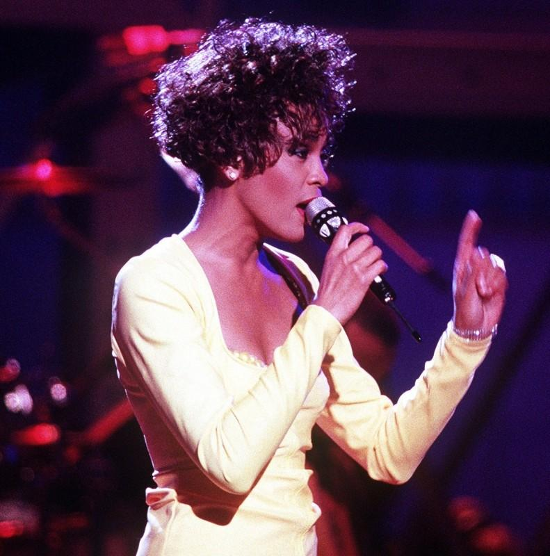 Whitney Houston dead at age 48