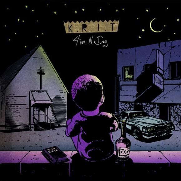 Love At First Listen: Big K.R.I.T. - 4eva N a Day (Review)