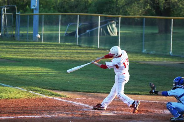 Boys' baseball takes hard loss from Wheaton High School