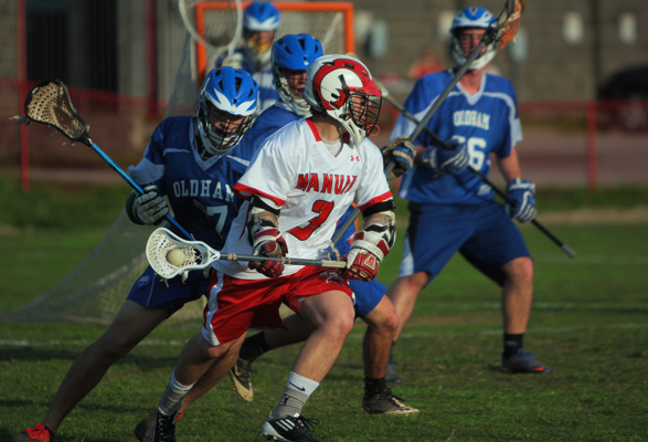 Boys' lacrosse drops season opener to KCD