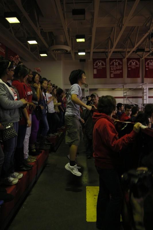 2012-10-19 Freshman Section KINSEY BALL8