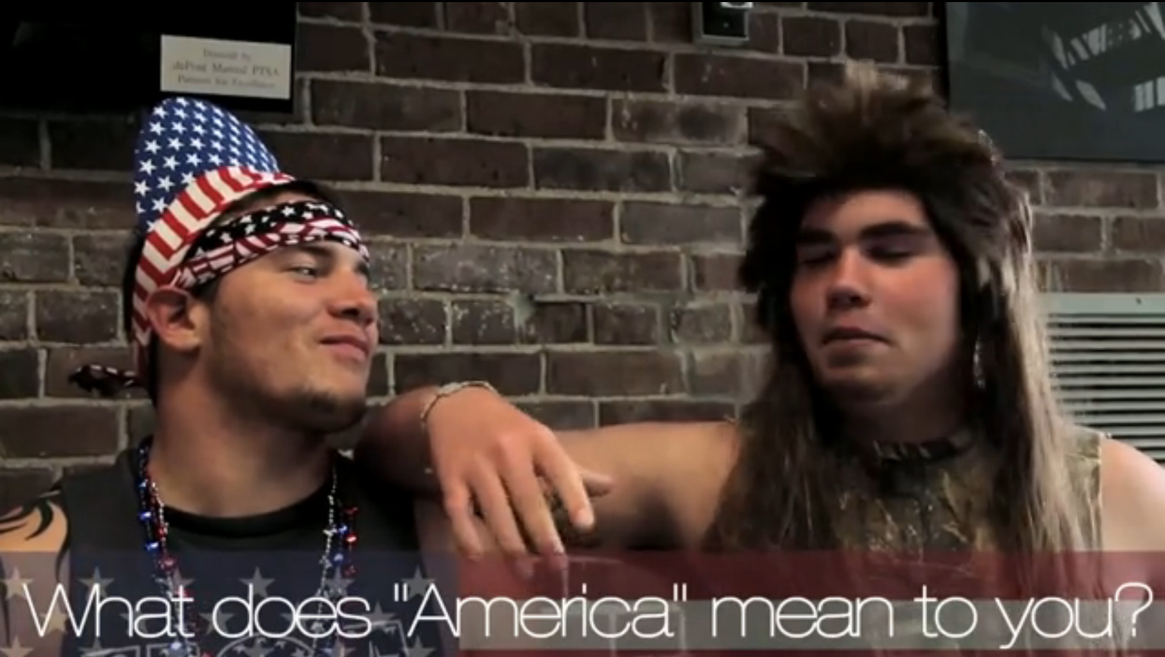VIDEO: America VS. 'Murrica