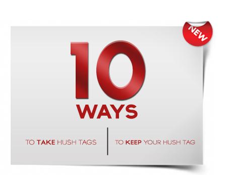 Infographic: Hush Tag Wars