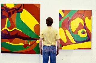 VA holds November art show for Juniors and Seniors