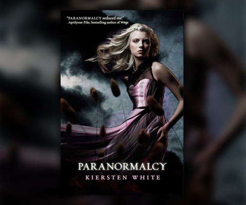 RedEyed Reader: Paranormalcy