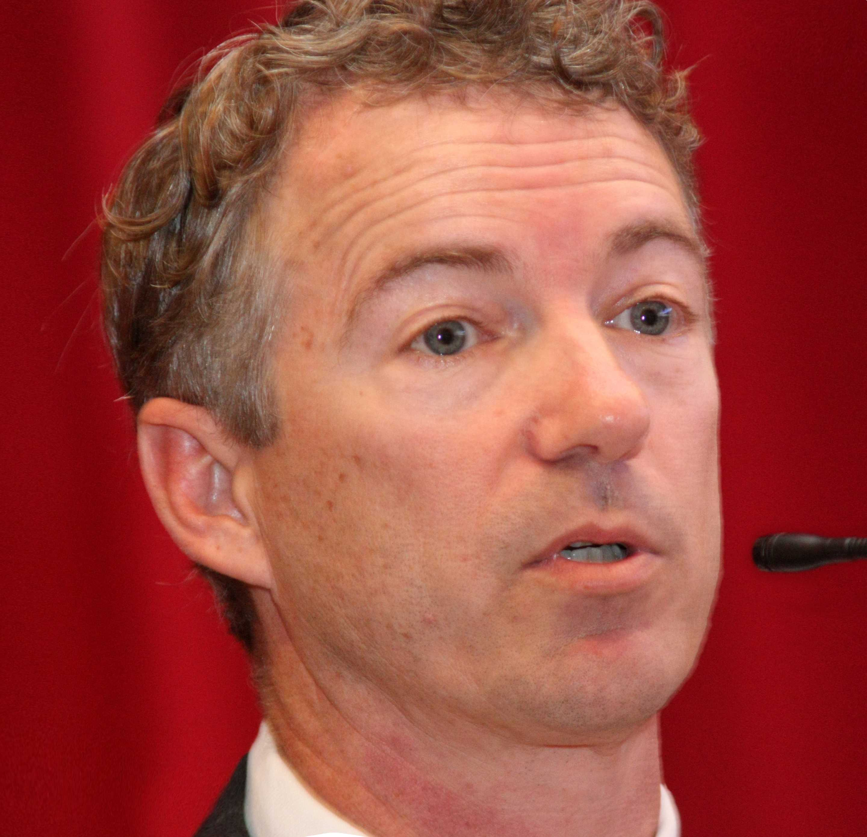 The Ridiculam: Notes from the Filibuster — As 1 a.m. approaches, Rand Paul asks father if he's happy now