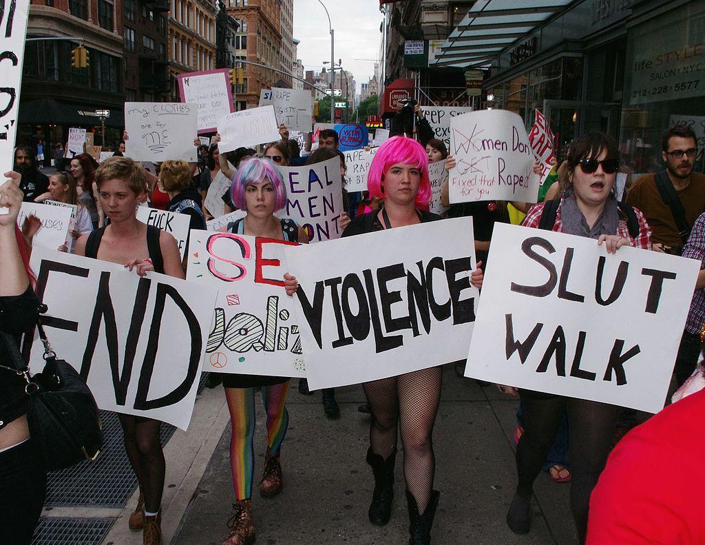 NYC+Slut+Walk+against+excuses+for+rape-By+David+Shankbone