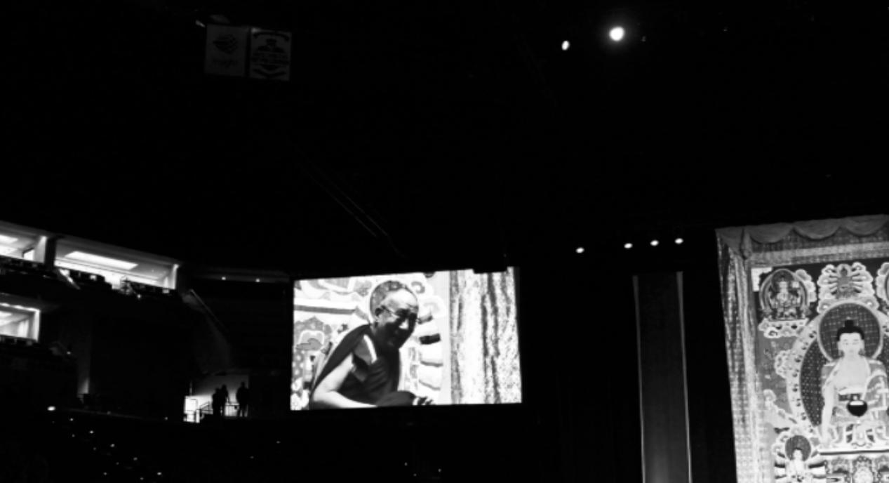 Audio Slideshow: His Holiness the Dalai Lama