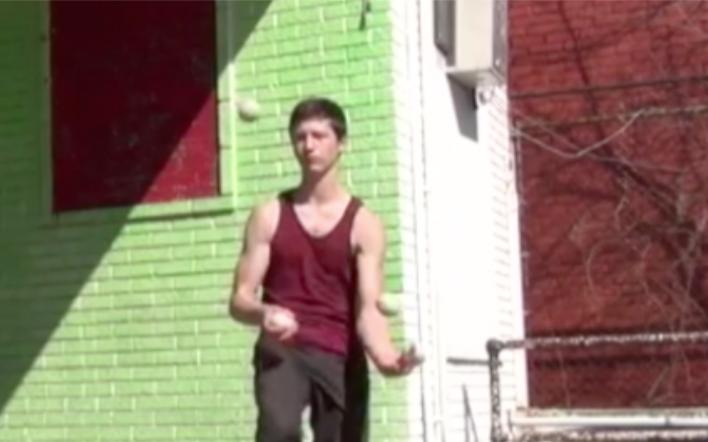 Nathan Biggs-Penton: Master juggler