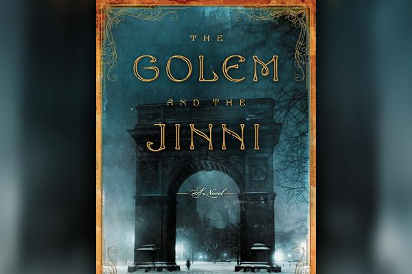 RedEyed Reader: The Golem and the Jinni