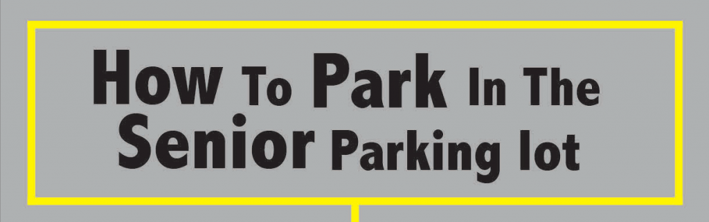 How to park a car: An Infographic