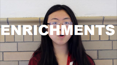 Enrichments: Episode 3