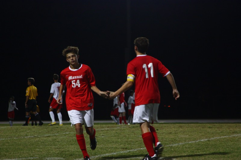 This week in Manual athletics: Oct. 18-23
