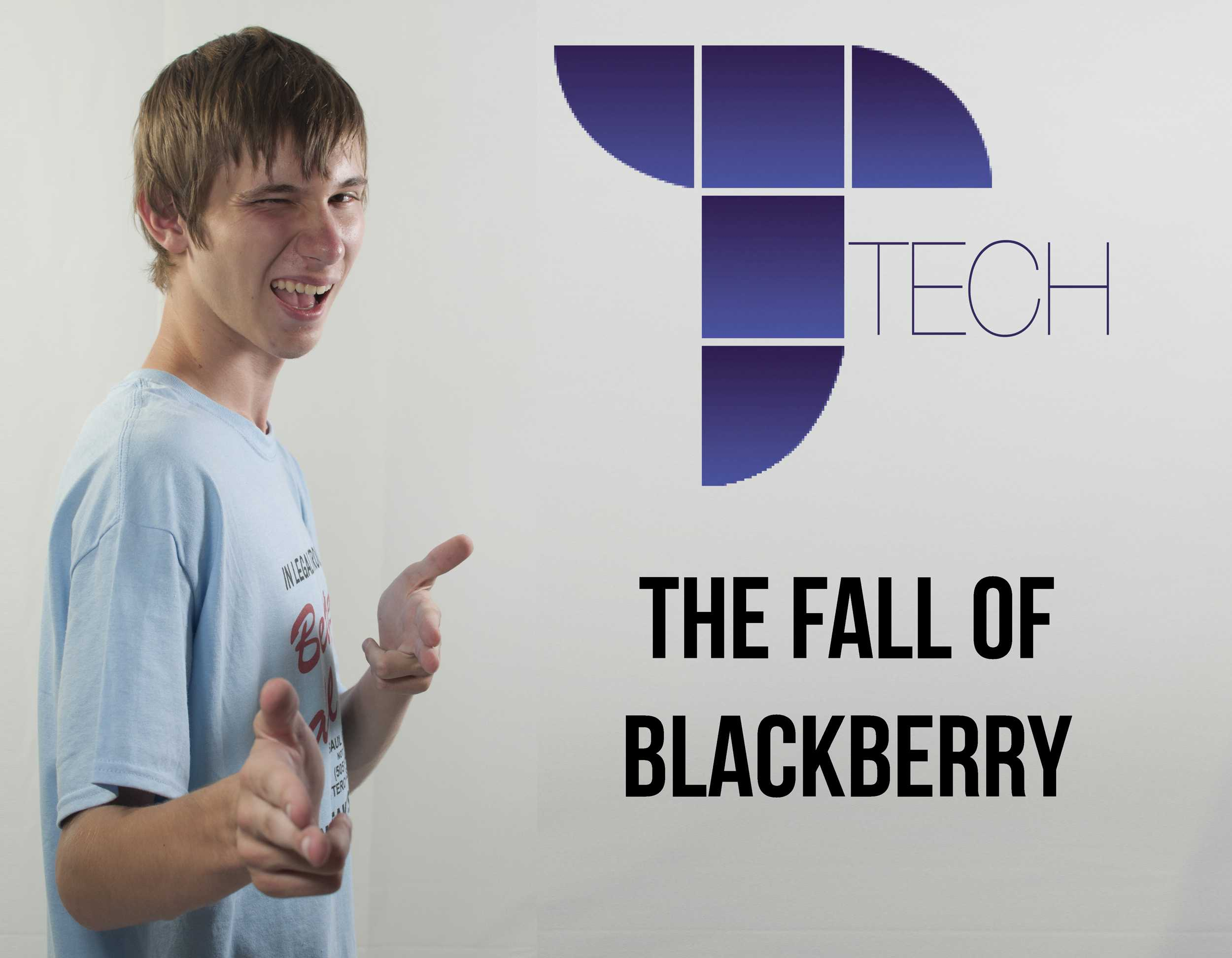 Today's Tech: The downfall of BlackBerry