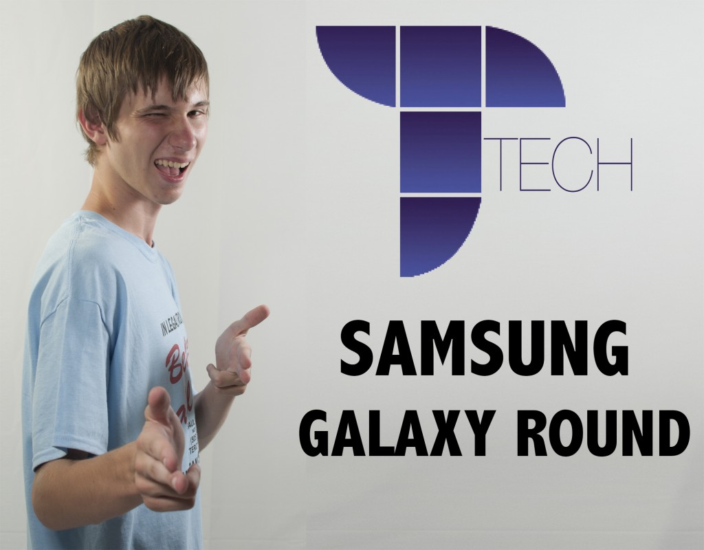 Today's Tech: Samsung Galaxy Round