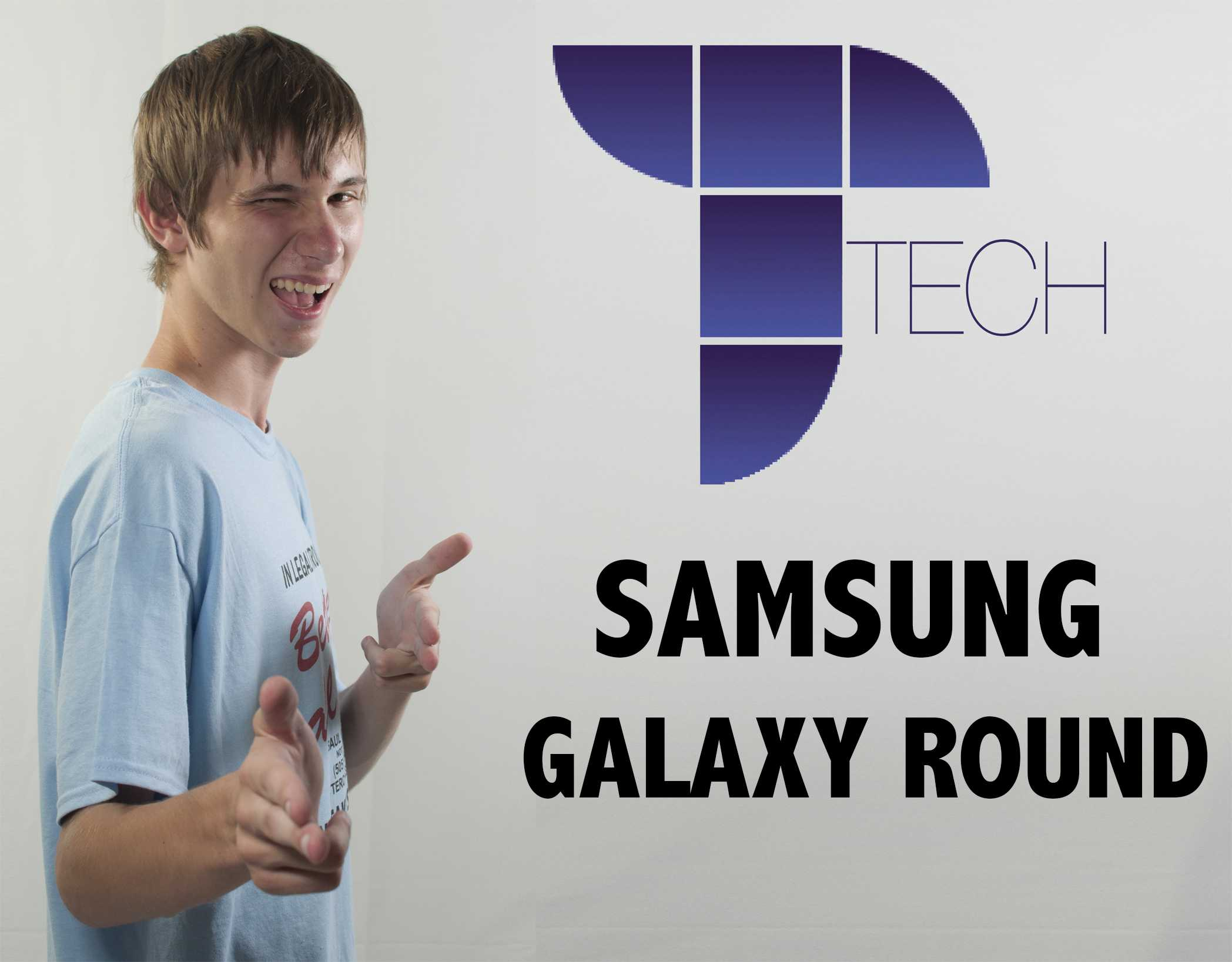 Today's Tech: Samsung Galaxy Round