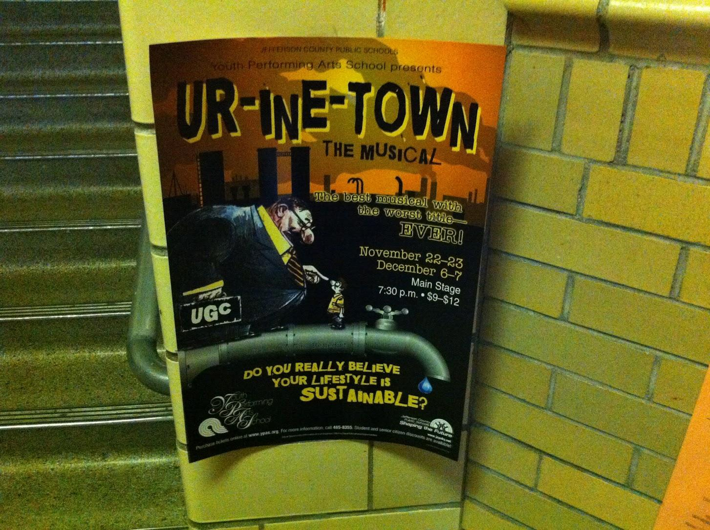 YPAS debuts Urinetown