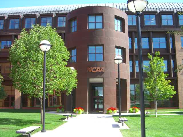NCAA+Headquarters+in+Indianapolis%2C+Indiana