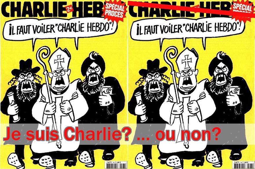 OPINION: Je suis Charlie, ou non?