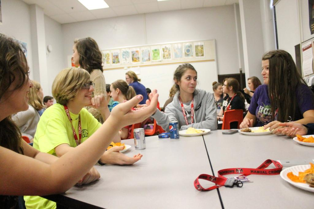 Manual students partner with UN to start new club