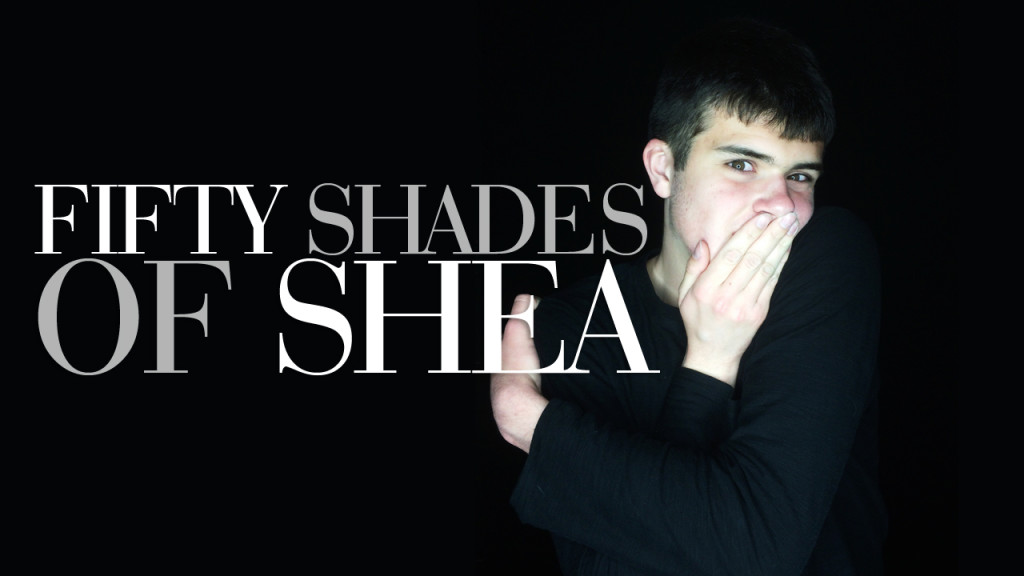 Fifty Shades of Shea (Parody)