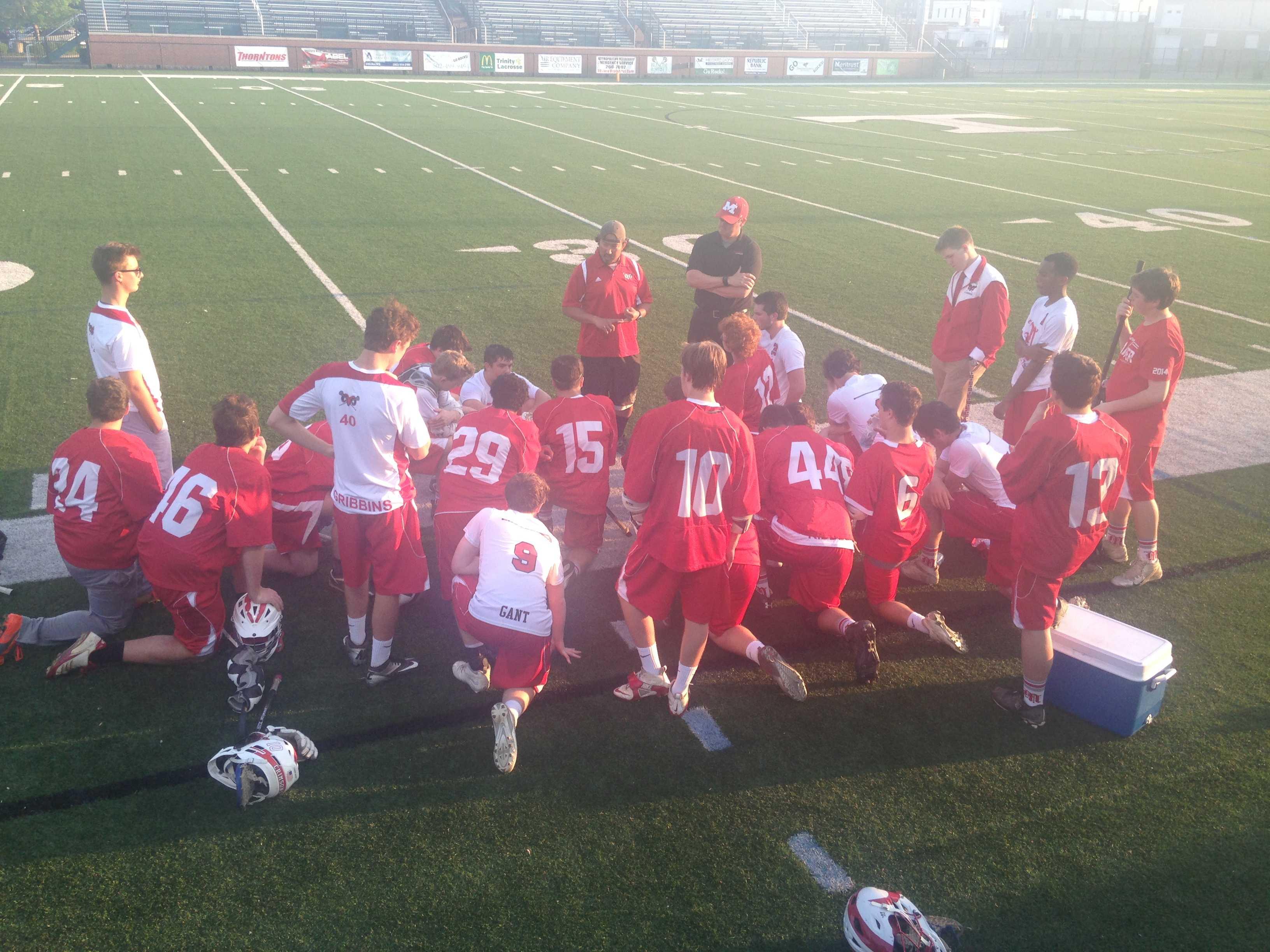 Ballard ends boys' lacrosse playoff bid