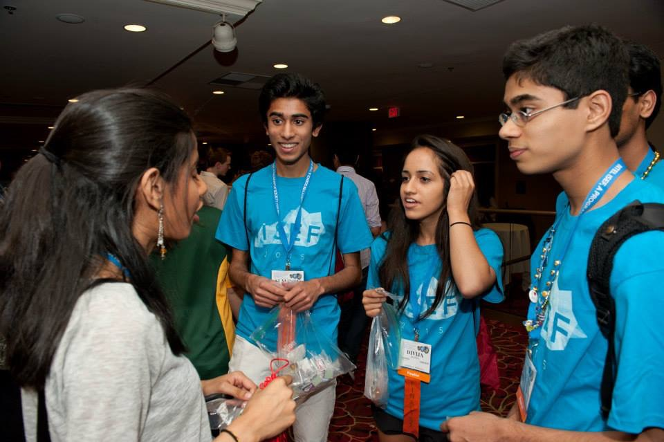 Manual students compete at Intel International Science and Engineering Fair