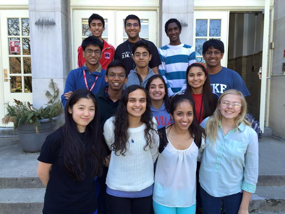 Meet Manual's 2015 ISEF competitors