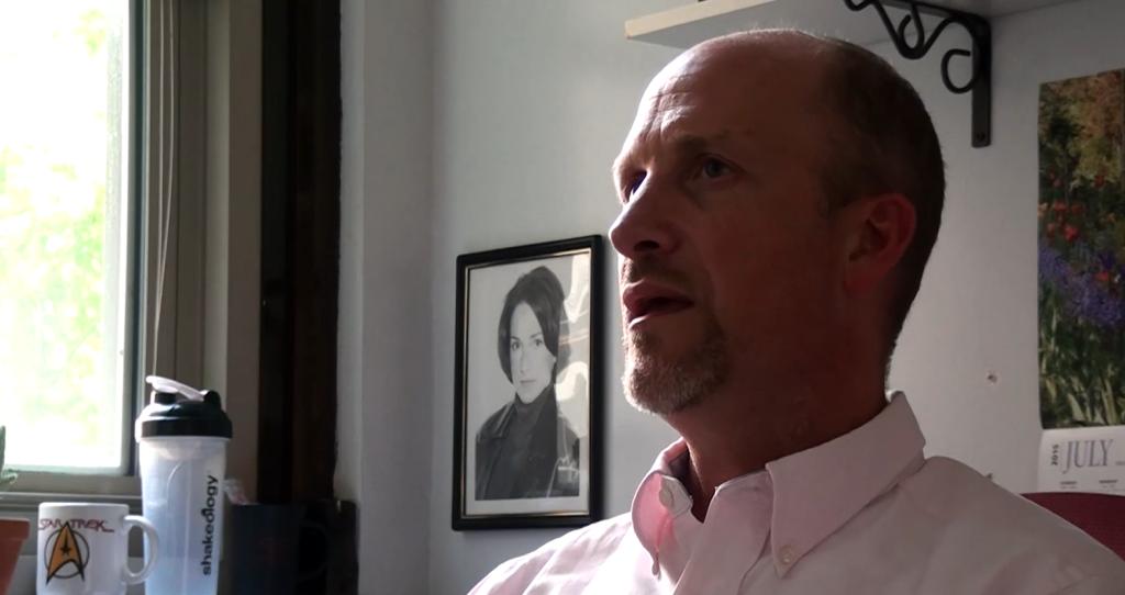Former assistant principal Matt Kingsley reflects on his time at Manual