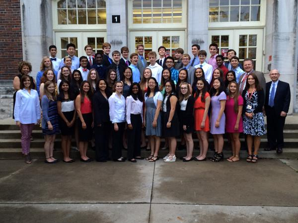 Forty-nine Manual students recognized as National Merit Semifinalists