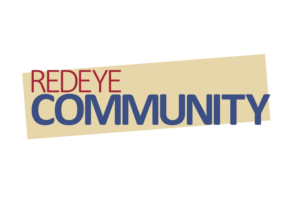 Letter from the editors: Introducing RedEye Community