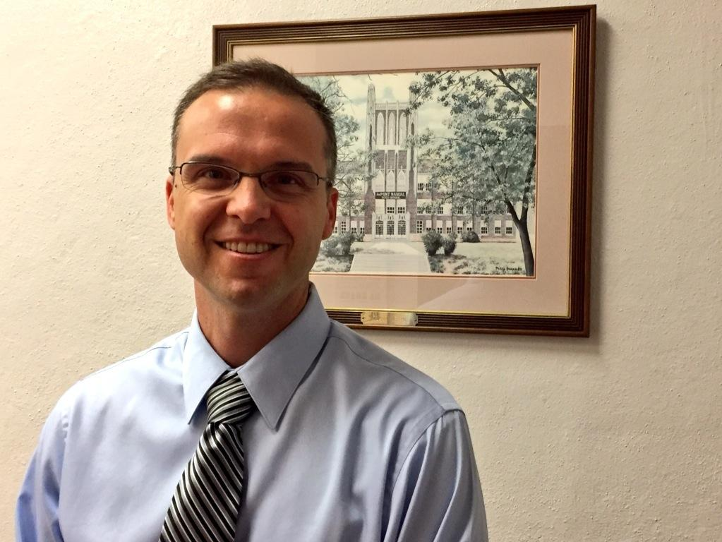 Manual hires new assistant principal