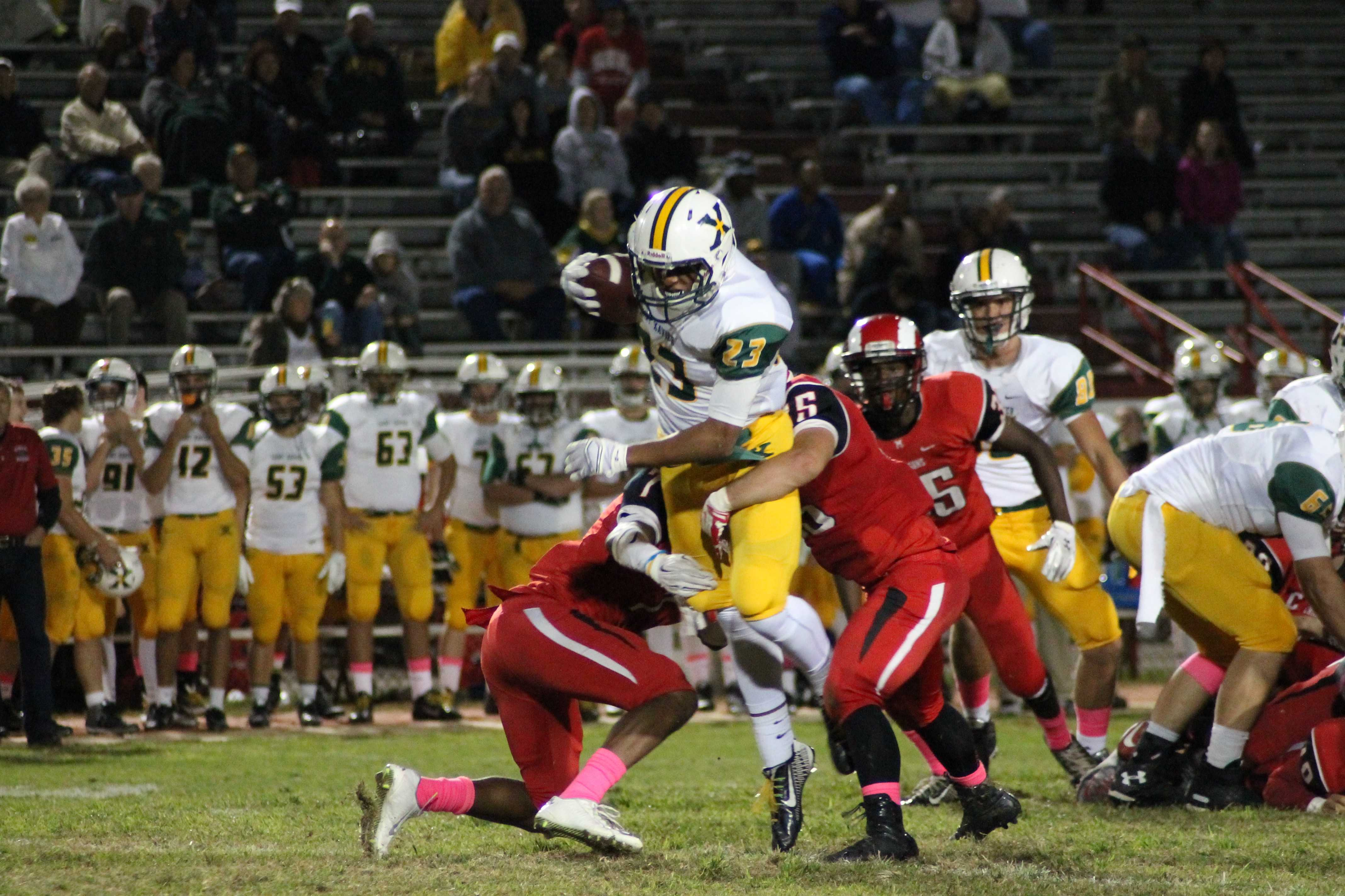 Same ol' story: St. X notches 27th straight win over Manual