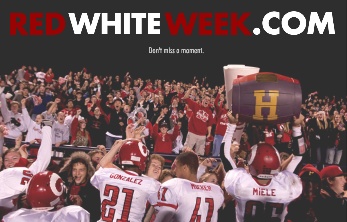 Your guide to Red/White week 2015
