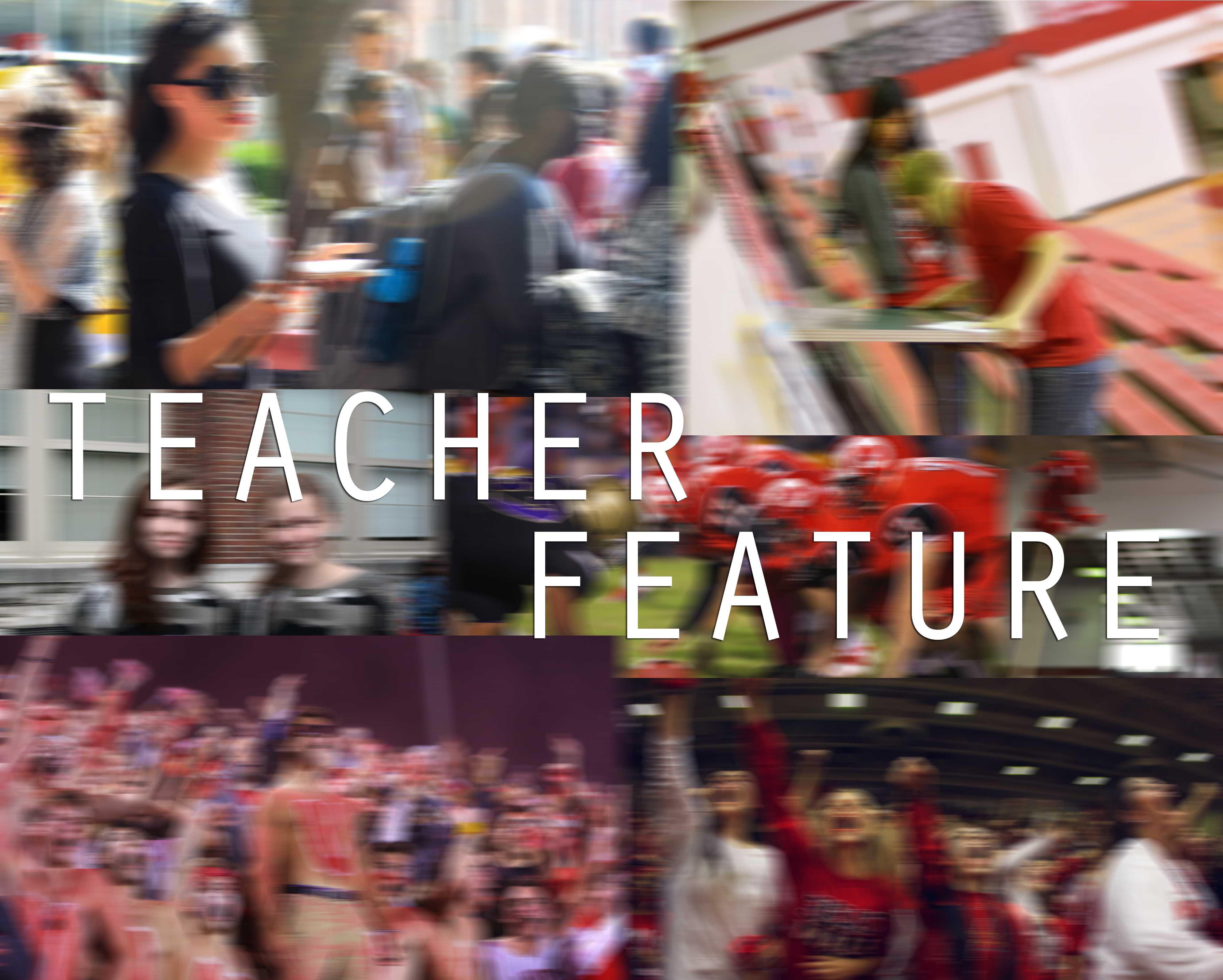R/W Week: Teacher Feature