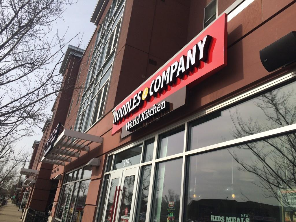 Restaurant chain Noodles and Company opens outpost in Cardinal Towne
