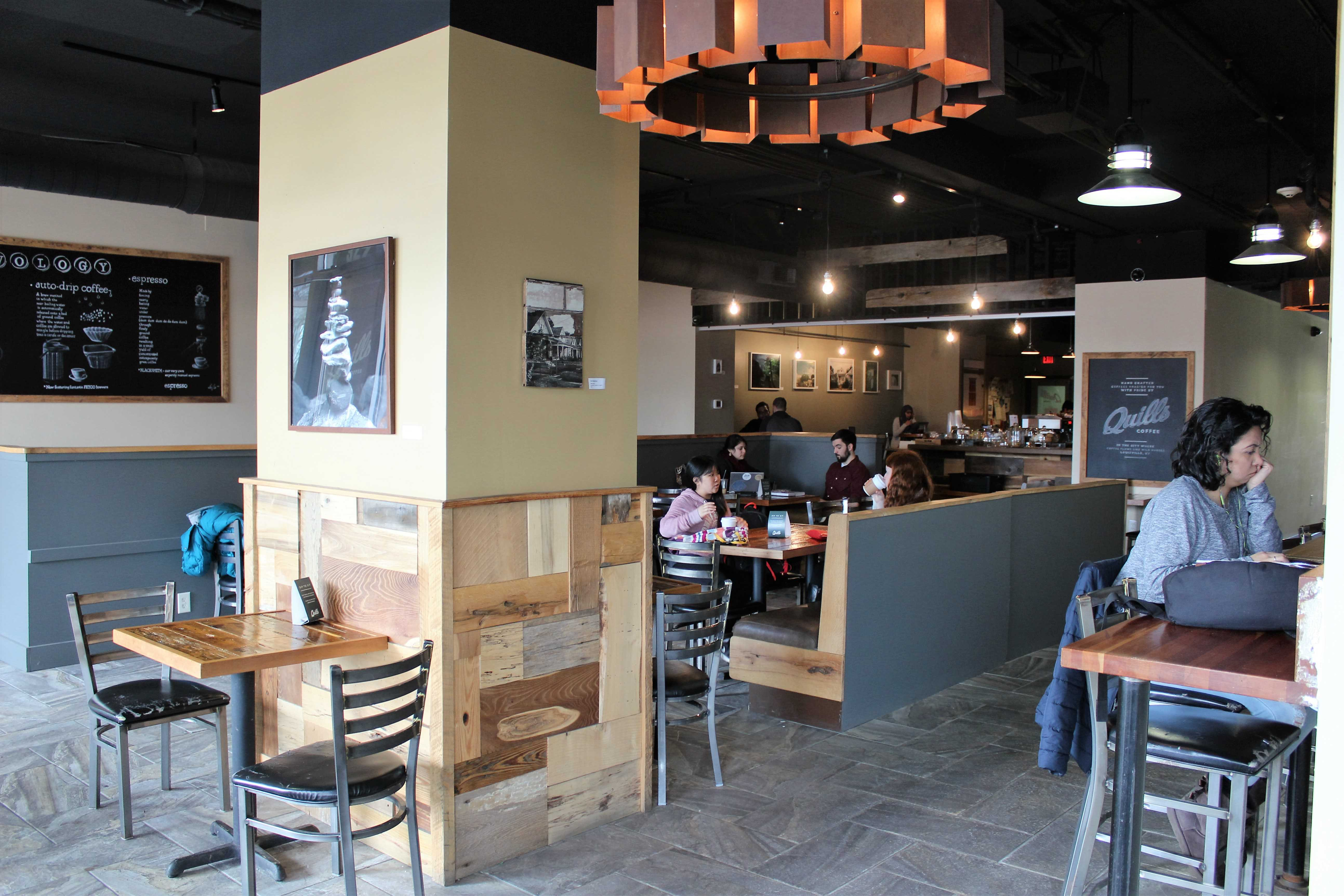O Squared Eats: Quills Coffee