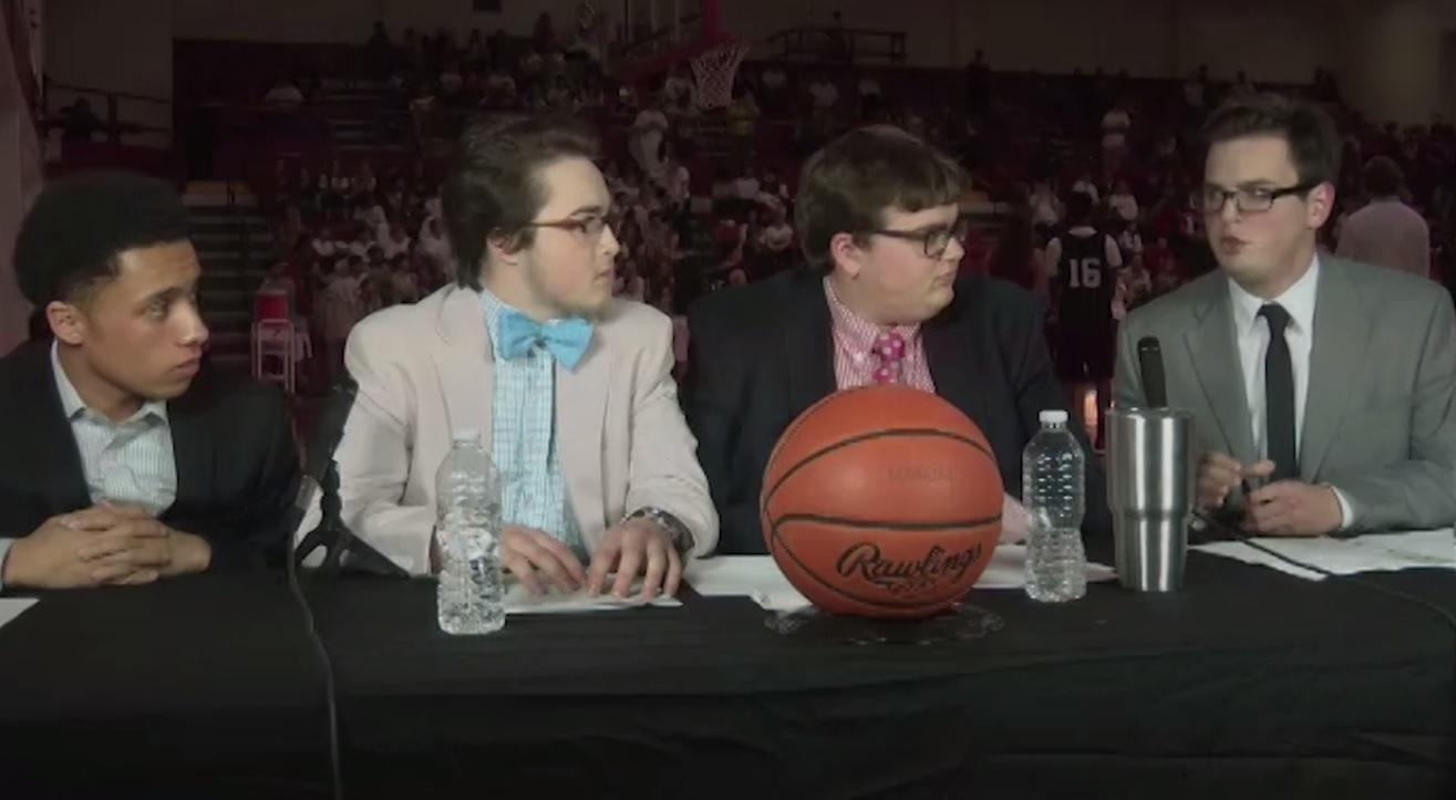 CSPN Gameday show: Male/Manual basketball