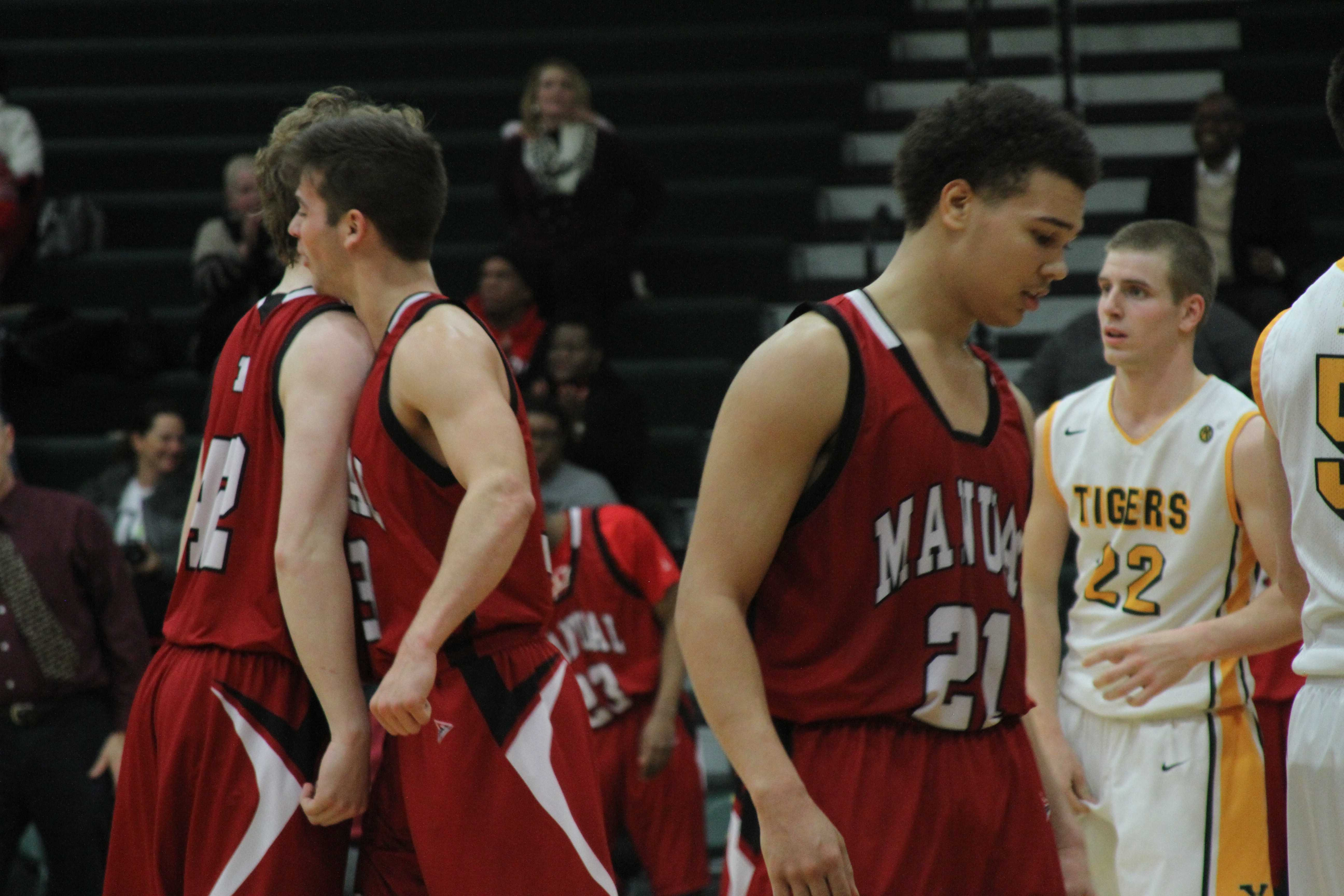 Gordon's late free throw gives Manual signature win over St. X