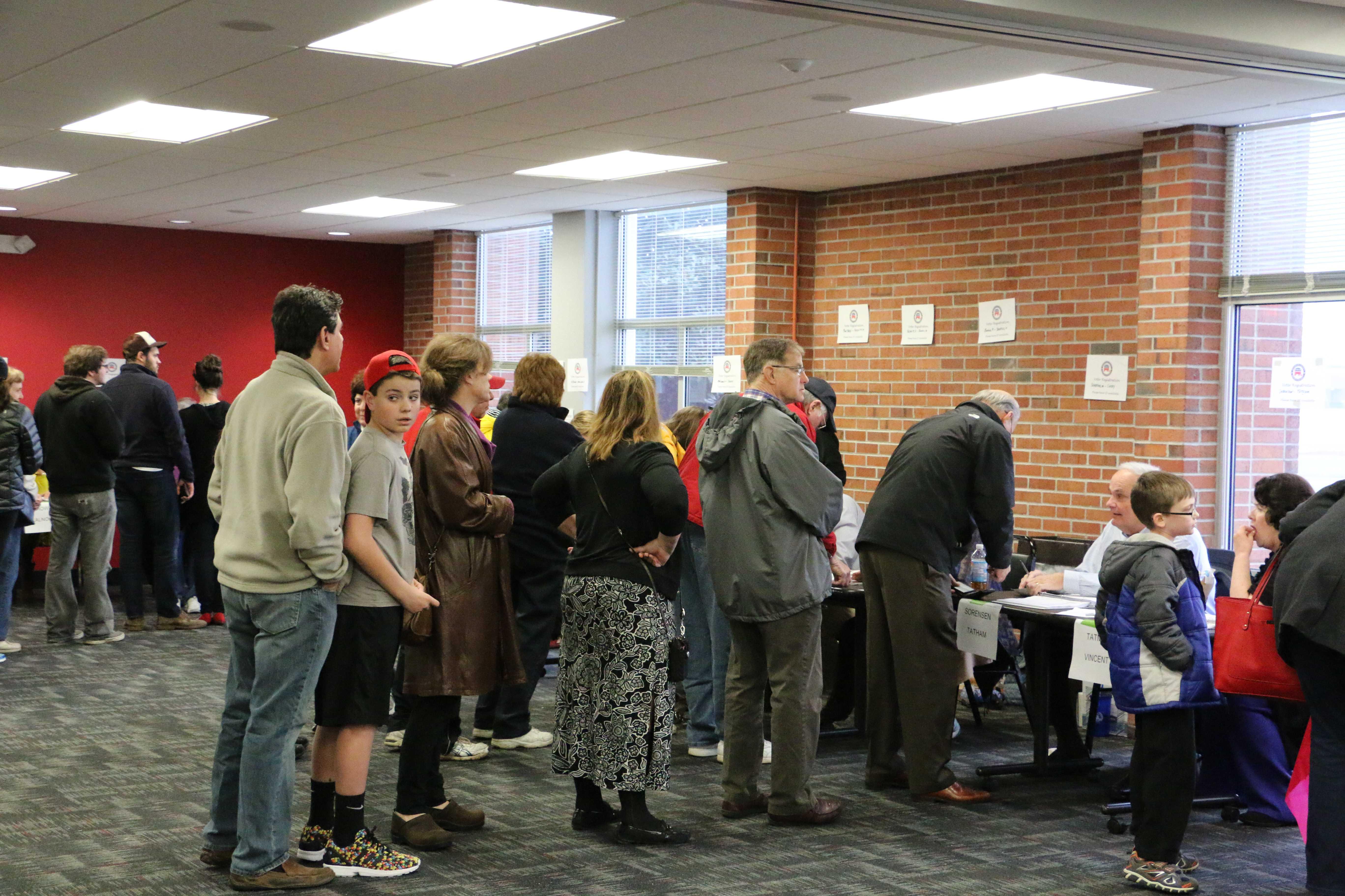Louisvillians participate in first-ever Kentucky Republican presidential caucus