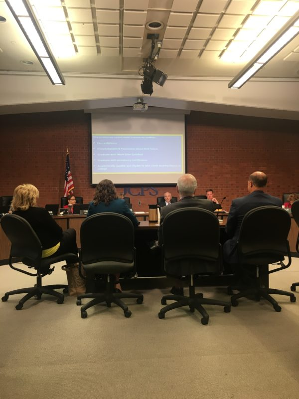 JCPS board approves salary increases