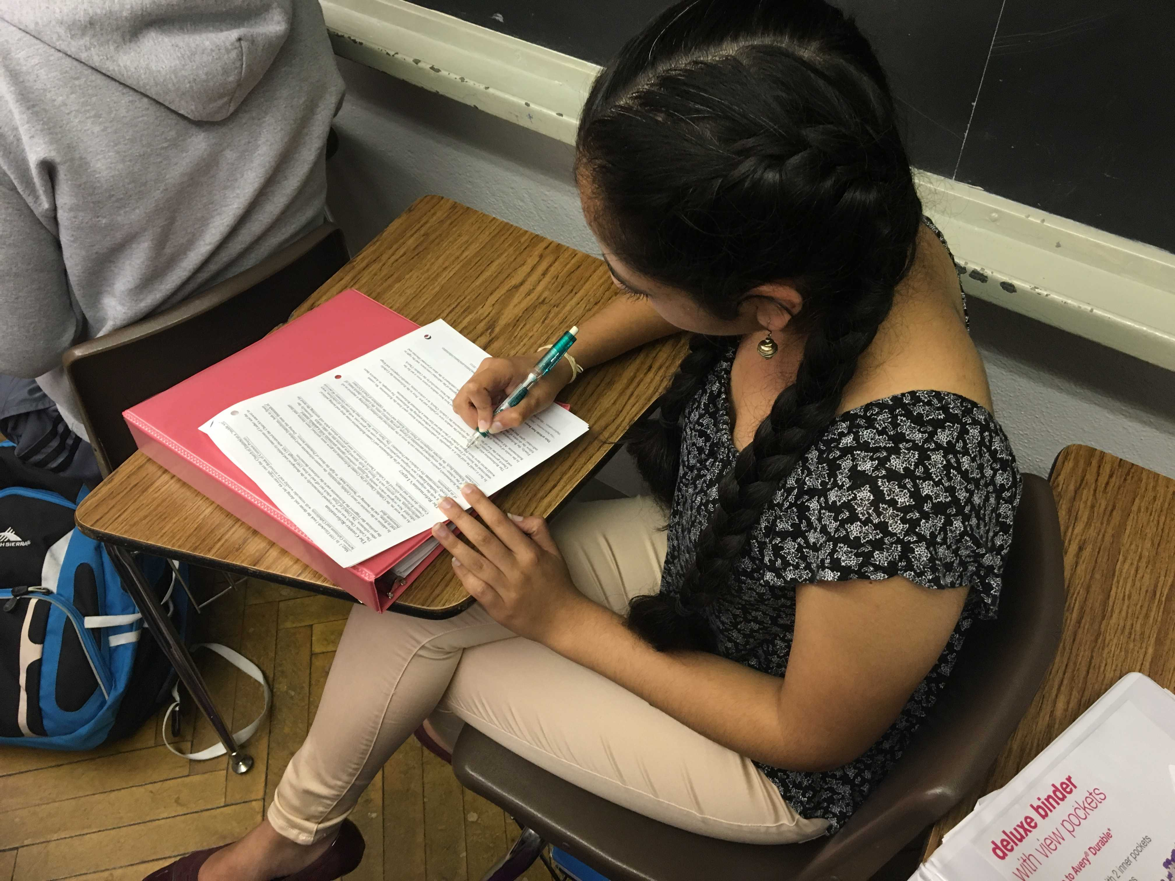 MST sophomore earns a perfect score on the ACT