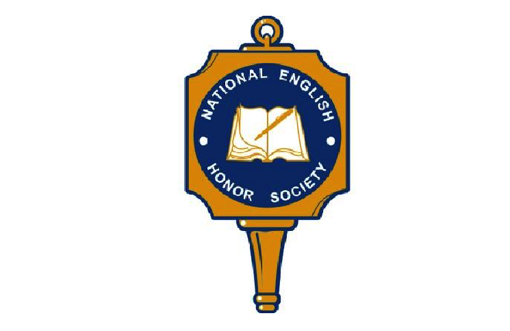 Manual starts chapter of the National English Honor Society
