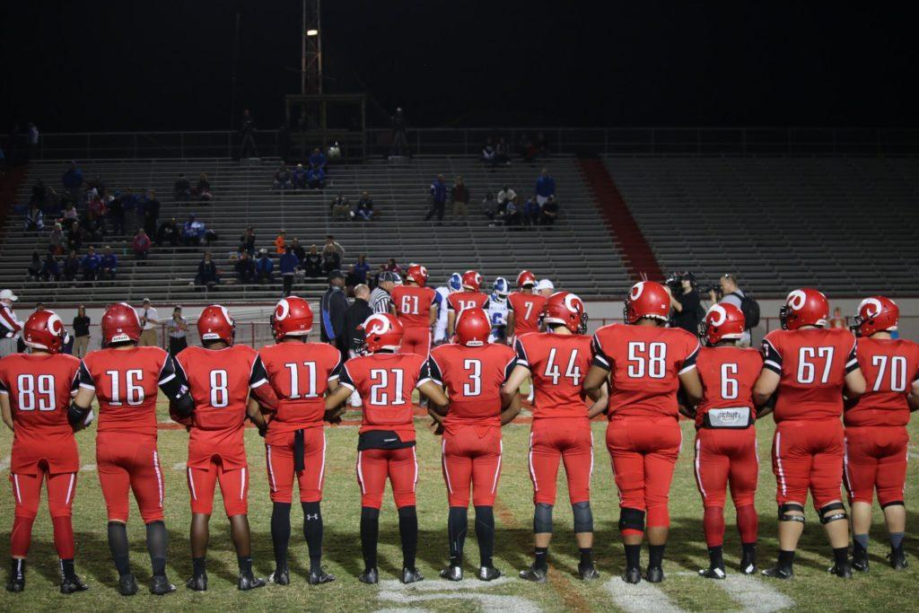 Seniors say sayonara in their final home game