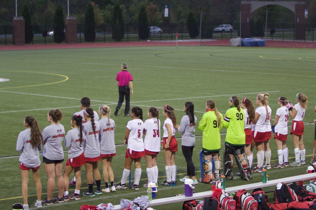 The+Assumption+Rockets+beat+the+Manual+Varsity+Field+Hockey+team+in+the+KHSAA+state+tournament.+