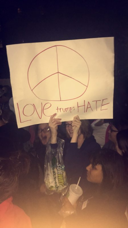 %22Love+trumps+hate%22+photo+by+Meaghan+Sutton.+