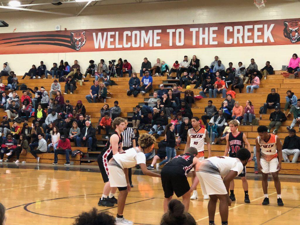 Manual basketball teams go 1-1 vs. Fern Creek