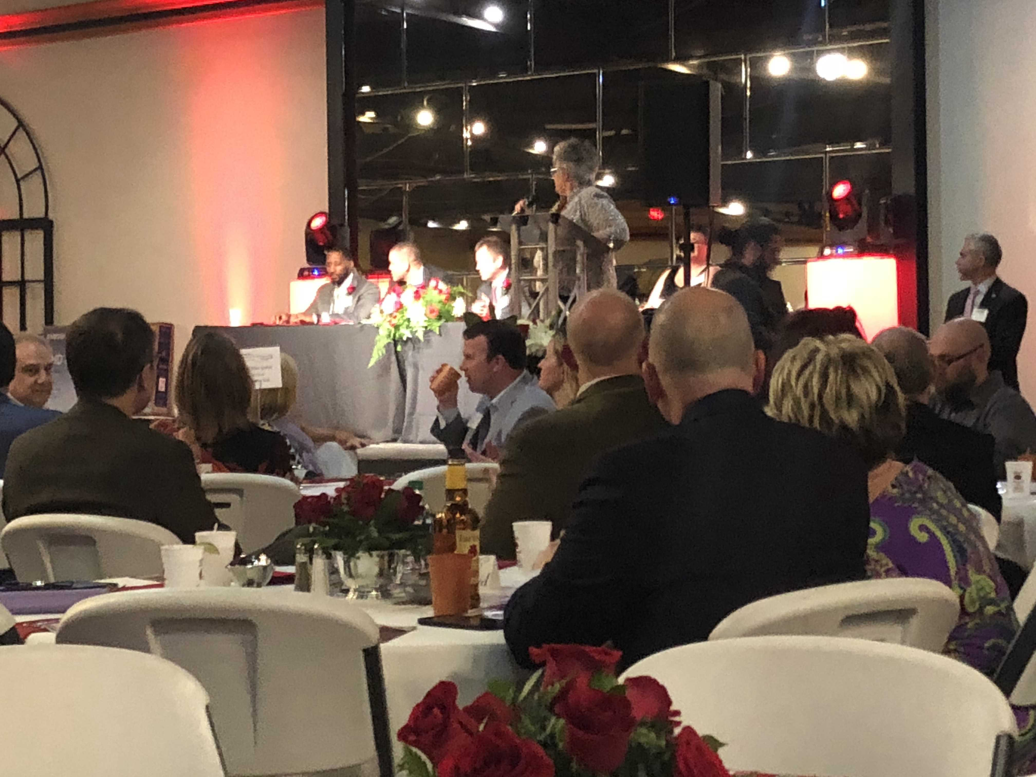 Crimson Mission holds third annual Growing the Mission Gala